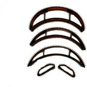 5PCS HAIR CLIP BUMPITS BUMPIT SET HAIR VOLUMIZING INSERTS BRAND NEW