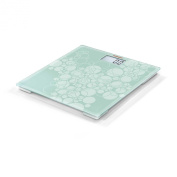 63831 Soehnle Pino Pastel Green digital personal bathroom scale up to 180kg, Limited Edition, 5 year warranty