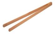 Hofmeister Holzwaren Wooden Tongs, glued, Length