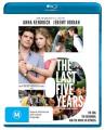 The Last Five Years [Region A] [Blu-ray]