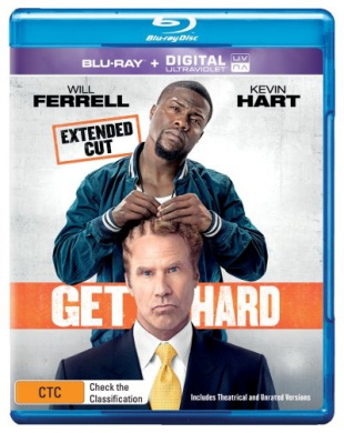 Get Hard (Blu-ray/UV)