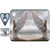 Ouija Board (Spirit Board) by Anne Stokes ~ ANGEL BOARD