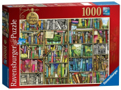 Ravensburger The Bizarre Bookshop 1000pc Jigsaw Puzzle