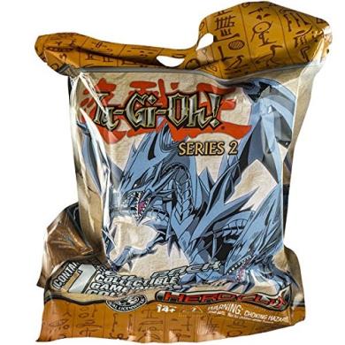 YuGiOh Heroclix Yu-Gi-Oh! Heroclix - Series 2 Gravity Feed Booster Pack
