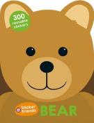 Bear (Sticker Friends)