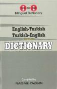 English-Turkish & Turkish-English One-to-One Dictionary (Exam-Suitable) [TUR]
