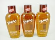 TABAC original bath & shower gel 400 ml x 3