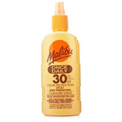 Malibu Once Daily Clear Protection Lotion Spray with SPF30 200 ml