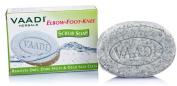 Vaadi Herbals Elbow Foot Knee Scrub Soap 6x75g