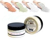 Ancient Wisdom Pink Clay Face Mask Powder Preperation