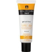 Heliocare 360° SPF 50 Oil Free Gel + Sun Protection With Fernblock 50ml
