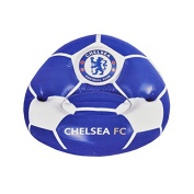 Chelsea FC Childrens/Kids Official Football Club Inflatable Chair (One Size)