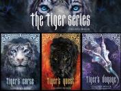 Colleen Houck TIGER SAGA 3 Book Trilogy