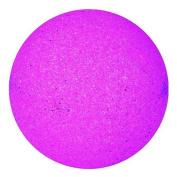 Europalms 35 cm Decoball, Glitter Pink