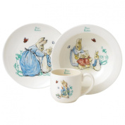 Beatrix Potter Peter Rabbit 3-Piece Nursery Set