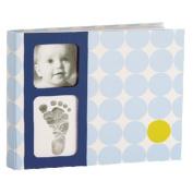 Pearhead® Babyprints Baby Child Kid Photo Album Boy Girl Toddler Infant Memory Book
