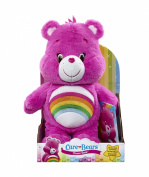 Care Bears Cheer Bear Plush with DVD
