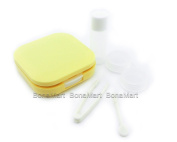Cute Travel Contact Lens Case Kit Holder Mirror Box