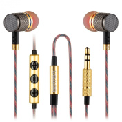 Betron YSM1000 Earphones Headphones, High Definition, in-ear, Noise Isolating , HEAVY DEEP BASS for Samsung, LG, Motorola, Sony