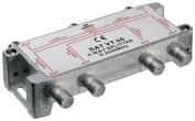 Wentronic 67004-GB SAT Splitter 6-Way