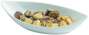 Tognana 28 x 13 x 7 cm Party Boat Shaped Bowl, White