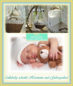 Baby Move Natural   Therapeutically Baby Movement Spring Cradle   Silver spring & natural coloured net   Baby cradle