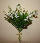artificial lily of the valley