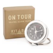 Man's Folding Travel Alarm Clock