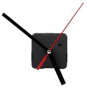 Quartz Clock Movement Mechanism DIY Repair Parts Black + Hands