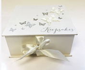 Large Plain Wedding Day Keepsake Box Gift Box Memory Box New Baby Engagement