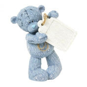 Me to You Me To You Tatty Teddy Lasting impressions, Hand Painted Figurine Titled Thanks
