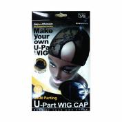 Qfitt Side Parting U-Part Wig Cap #5014