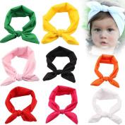Roewell® Baby Elastic Hair Hoops Headbands and Girl's Fashion Headbands