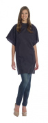 Andre Zephyr Hairstyling Cape, Black