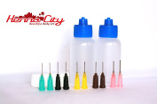 30ml Applicator bottles - Qty 2, 10 tips