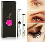 Best 3D Fibre Lash Mascara by Mia Adora - Highest Quality Natural & Non-Toxic Hypoallergenic Ingredients - Comes with FREE Bonus eBook to Get Longer Thicker Eyelashes Than All Your Friends!