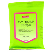 Purederm Soft and Mild Eye Make up Remover Pads (30 Pads Per Pack)
