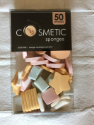 NAKAMICHI Cosmetic Sponges 50 per box