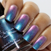Rollin' With The Chromies Linear Holographic Nail Polish- 15ml Full Sized Bottle