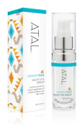 Premium Eye Serum for Puffiness, Dark Circles, Wrinkles - Best Anti Ageing Eye Cream Treatment - Firms & Hydrates - Multi Peptide Complex, Plant Stem Cells, Licorice, Hyaluronic Acid, Antioxidants - Absorbent, Non Greasy, Fragrance Free - For Women & Men