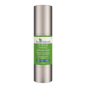 CUCUMBER infused ULTIMATE PEPTIDE EYE BRIGHTENING Gel with Matrixyl 3000 + Plant Stem Cells + Hyaluronic Acid, Our Best Eye Cream Will Help Eliminate Dark Circles, Reduce Puffiness, Inflammation, and Under Eye Bags and Other Signs of Premature Ageing,  ..