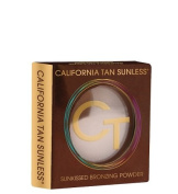 California Tan Sunless Bronzing Powder