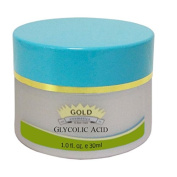 Gold Cosmetics & Skin Care GLYCOLIC ACID Cures Acne and Infectious Skin