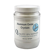 Aluminium Oxide Crystals - Microdermabrasion Crystals - 120 Grit, Pure White, 1.4kg