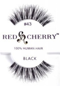 Red Cherry False Eye Lashes #43