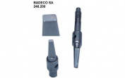 Badeco 1 x 2mm Rectangular Hammer Tip