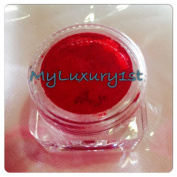 5 Gramme Jar Orange Red Mica DIY Oil Based Soap & Cosmetic Making Shimmer Pigment Colourant Powder 5g Pearlescent