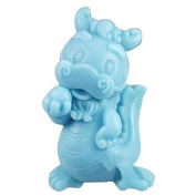 Lingmoldshop Cute Dragon Craft Art Silicone Soap mould DIY Candy mould Craft Moulds Handmade Candle moulds