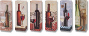 Photographic Wine Bottle Bags