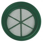 0.6cm Classifier Sifting Pan Gold Panning Fits 18.9l Bucket Mesh Screen